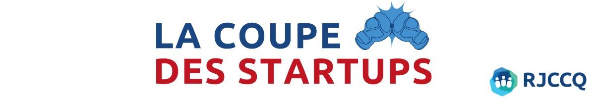 La Coupe des startups dans Lanaudière : Combat de pitchs