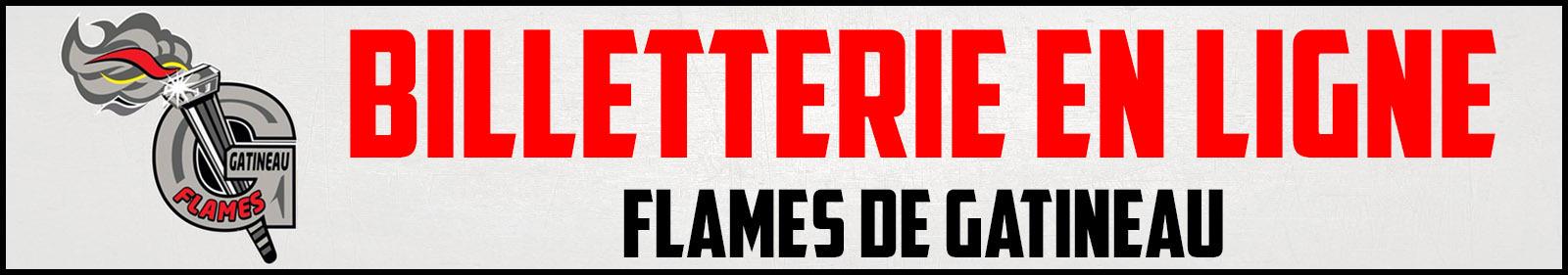 Billetterie des Flames