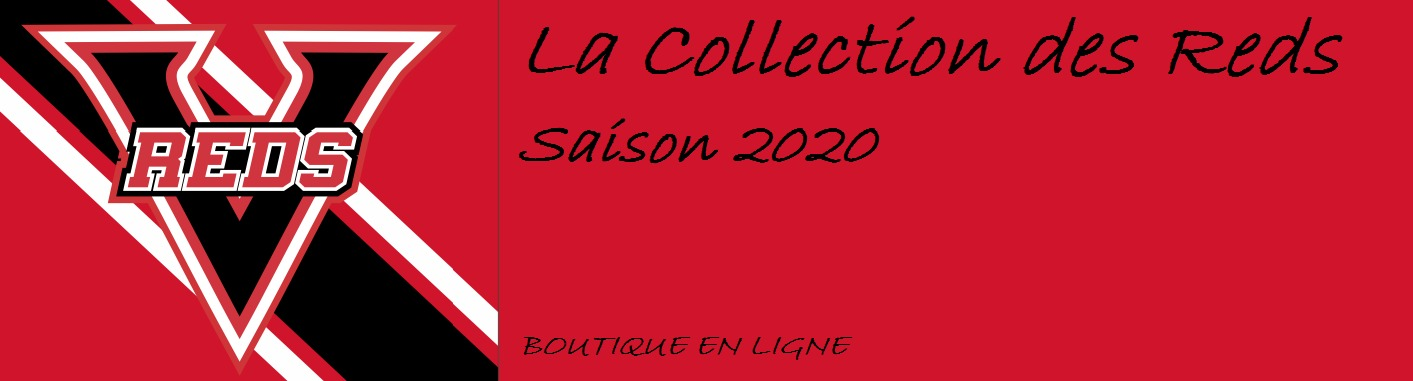 Collection des Reds 2020