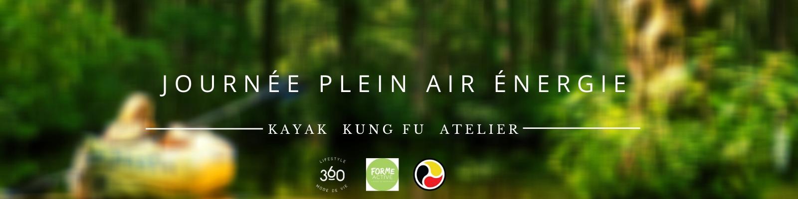 Journée plein air Énergie